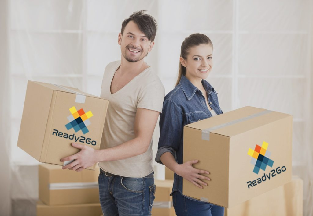 Ashfield removals – Quality Service with Ready2Go